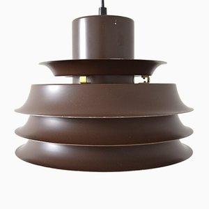 Danish Pendant Lamp from Vitrika, 1960s