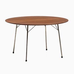 Tavolo da pranzo di Arne Jacobsen per Fritz Hansen, anni '60