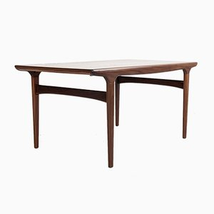 Mid-Century Teak Dining Table by Johannes Andersen for Uldum Møbelfabrik, 1960s