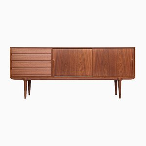 Mid-Century Teak Model 18 Sideboard from Omann Jun, 1960s