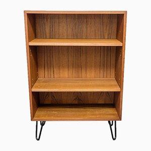 Mid-Century Bücherregal aus Teak von Erich Stratmann für Idee Möbel, 1960er