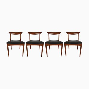 Dining Chairs from Greaves & Thomas, 1960s, Set of 4