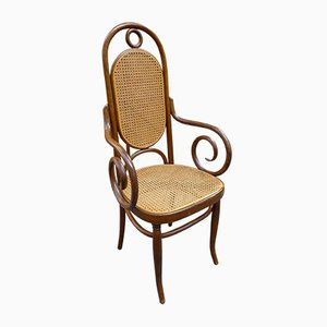 Wooden Chair With Curved Form from Selection Form