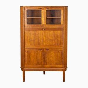 Mid-Century Corner Cabinet by H. W. Klein for Bramin, 1960s