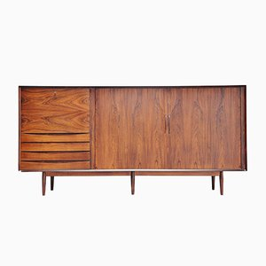 Danish Rosewood Highboard by Arne Vodder for Sibast Mobler, 1960s