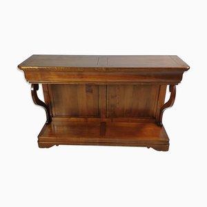 Antiker Louis Philippe Konsolentisch