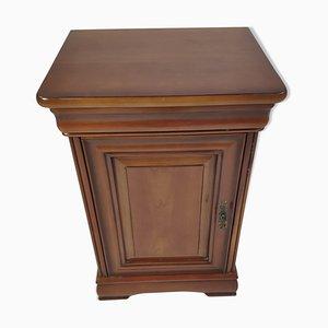 Antiker Nachttisch im Louis Philippe-Stil