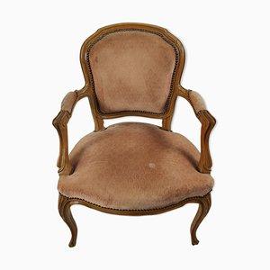 Fauteuil Style Louis XVI Antique