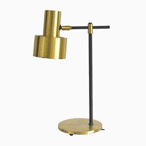 Lámpara de mesa vintage de Johannes Hammerborg para Fog & Mørup