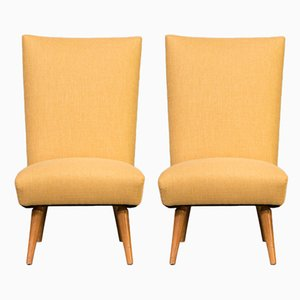 Lounge Chairs from Van Os Culemborg, 1950s, Set of 2