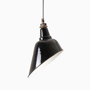 Lámpara de techo alemana estilo Art Déco, años 60