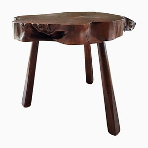Rustic Side Table, 1960s