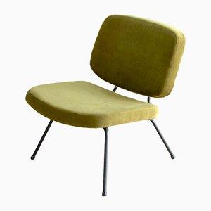Chaise d'Appoint par Pierre Paulin pour Thonet, 1950s