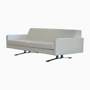 Leather Kennedee Sofa by Jean-Marie Massaud for Poltrona Frau, 2000s
