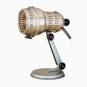 Industrielle Tischlampe von Johannes Richter für Grandiosa, 1968