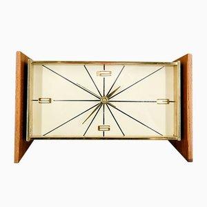 Reloj de mesa de Diehl, años 60