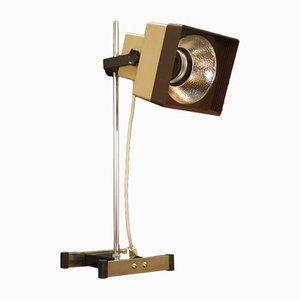 Lámpara de mesa danesa de Davids Lamp, años 70