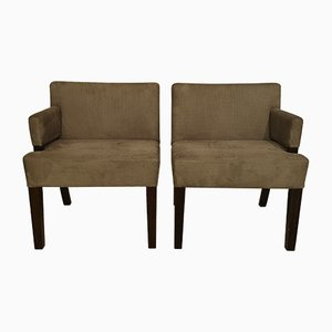 Lounge Chairs by Jean Michel Wilmotte, 2004, Set of 2