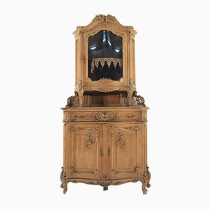 Rococo Style Cupboard, 1920s