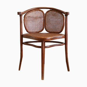 Antique No. 2 Desk Chair from Thonet, 1900s