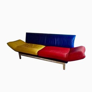 Vintage DS 140 Frigg Mondrian Sofa from de Sede