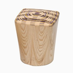 CAD Weaving Stool by Dafi Reis Doron