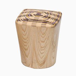 Tabouret CAD Weaving par Dafi Reis Doron