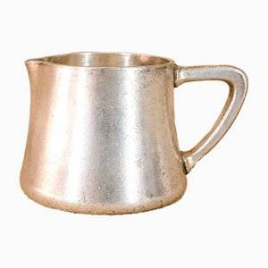 Silver Cream Jug from Krupp Berndorf, 1930s