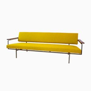 Mid-Century Yellow Sofa by Rob Parry for De Ster Gelderland, 1960s