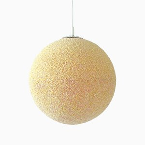 Granule Spherical Ceiling Lamp, 1960s