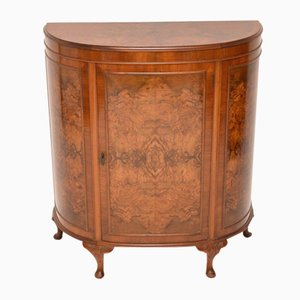 Burr Walnut Cabinet, 1920s