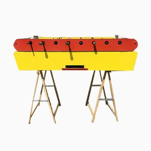 Vintage Formica Foosball Table