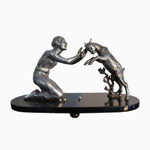 Sculpture Art Déco, France, 1930s