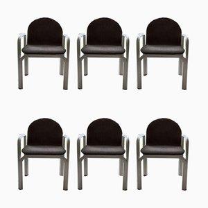 Chaises de Salle à Manger par Gae Aulenti pour Knoll Inc. / Knoll International, 1970s, Set de 6