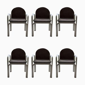 Dining Chairs by Gae Aulenti for Knoll Inc. / Knoll International, 1970s, Set of 6