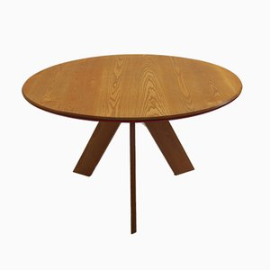 Round Dining Table by David Field, 1980s