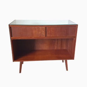 Vintage Shop Counter Work Table, 1960s