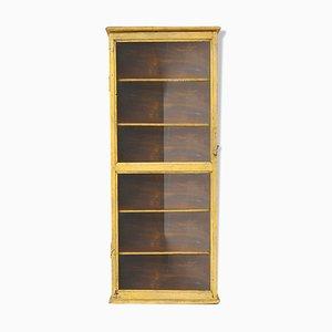Wooden Display Case, 1940s