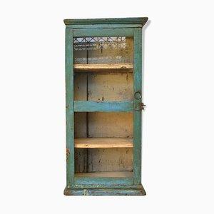 Armario de pared de madera, años 40