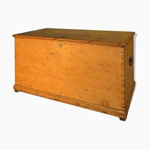 Cajonera vintage de madera, años 50