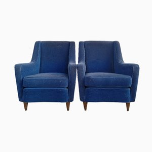 Vintage Lounge Chairs from Gaidano, Set of 2