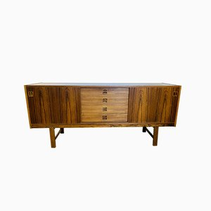 Swedish Rosewood Sideboard, 1960s