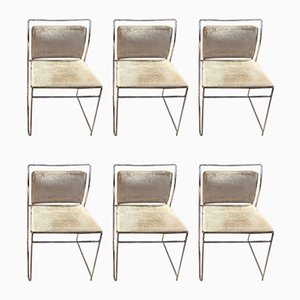 Tulu Dining Chairs by Kazuhide Takahama for Gavina, 1970s, Set of 6