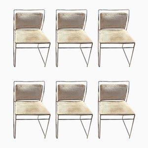 Tulu Esszimmerstühle von Kazuhide Takahama für Gavina, 1970er, 6er Set