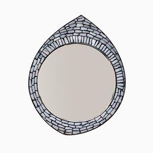 Vintage Mosaic Mirror, 1960s