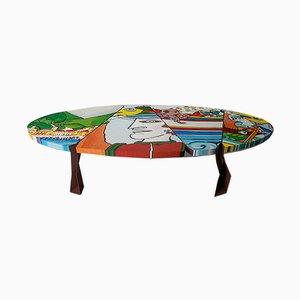 Cantastorie Art Tisch von Notempo und Michelangelo Lacagnina