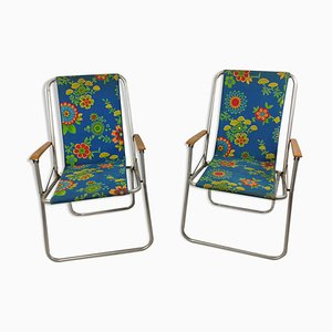 Vintage Gartenstühle von Kettler, 2er Set