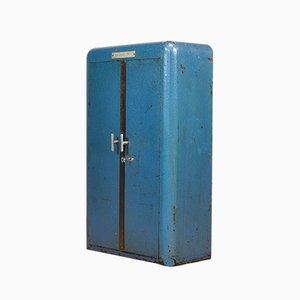 Mueble industrial de hierro, años 50