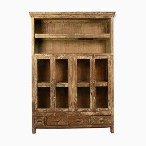 Vintage Wooden Cabinet, 1940s