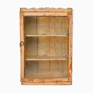 Mobiletto in legno, anni '40